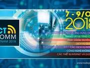 2018年越南国际通信电子展吸引300多家企业参展