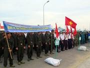 岘港市举行集会响应世界海洋日及越南海洋岛屿周