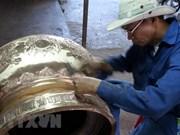 一名英国籍人士向承天顺化省援助2.5万欧元用于发展传统手工艺品