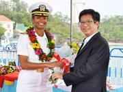 《2018年太平洋伙伴计划》在庆和省圆满结束