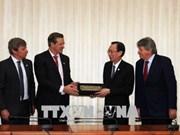 胡志明市与阿根廷中部三省加强合作
