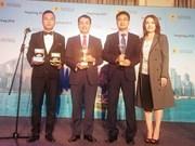 越南电信公司荣获2018年亚洲-太平洋史蒂夫奖