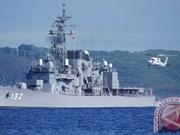 印度尼西亚海军加强与日本的合作关系
