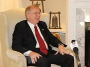 原加拿大驻越南大使迪瓦恩:两国关系取得突破性进展