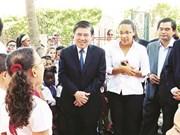 古巴与胡志明市加强旅游合作