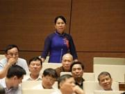第十四届国会第五次会议:国会质询与答复质询活动确保了民主透明