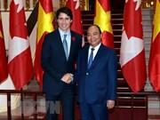 阮春福访问加拿大并出席G7峰会扩大会议:越加两国关系史上的新里程碑