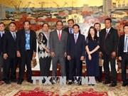 越南海防市与密克罗尼西亚希望就海洋经济领域进行合作