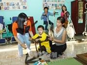 韩国继续援助广治省开展社会保障计划