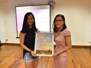数百名越南优秀贫困学生荣获新加坡兰花奖学金