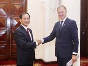 越南与拉脱维亚两国举行政治磋商