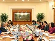 越南为实现性别平等目标作出巨大努力
