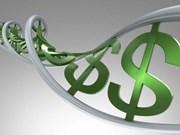 13日越盾兑美元中心汇率上涨3越盾