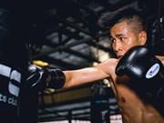越南拳击运动员陈文草进入世界40强