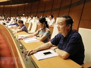 越南第十四届国会第五次会议: 《测量与地图法》于2019年1月1日起生效