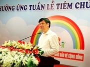 越南通过免疫规划实现保护儿童免受疾病工作中获得可喜成果