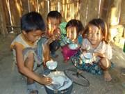 """""""零饥饿"""" 国家行动计划获批准  努力提高越南身材、体力和智慧"""