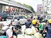 胡志明市公安机关起诉聚众扰乱社会秩序的分子