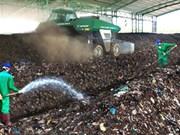 越南高度重视固体废弃物处理工作