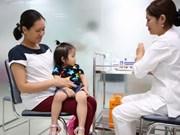 越南最大疫苗接种中心开业