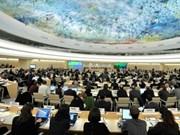 联合国人权理事会第38次会议开幕