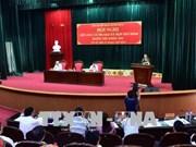 国会常务副主席丛氏放与山罗省选民见面沟通交流