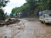 特大暴雨和洪水给各省造成重大损失