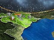 自然灾害区域划分与自然灾害预警风险警示图绘制更新计划获批
