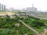 越南政府对胡志明市和坚江省土地使用规划方案进行调整