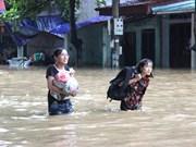 北部山区暴雨洪水灾害:河江和莱州两省死亡和受伤人数20人