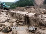 暴雨洪灾给北部山区各省造成经济损失达1410亿越盾