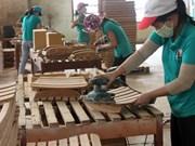 越南木材及木制品出口呈增长势头