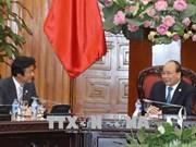 越南与日本福冈县加强合作  增进民间交流