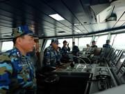 努力将北部湾建设成为和平之海、友谊之海