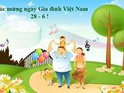 全国各地举行6·28越南家庭日庆祝活动