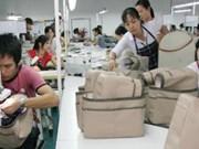 前5月越南箱包、帽子出口额达13.4亿美元