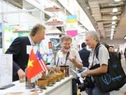 越南产品征服美国纽约最大优质食品及饮料展览会