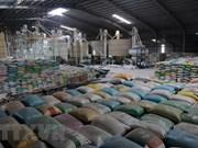 越南大米对马来西亚出口量突增