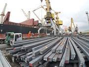 今年前五月越南对老挝出口额达2.44亿多美元