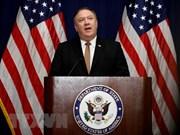 美国国务卿迈克•蓬佩奥即将访问越南
