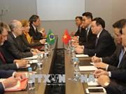 越南与伙伴的经济合作前景