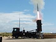 新加坡新一代地对空导弹系统正式投役