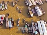 2018年第三届采朗水上市场文化节将举行多项活动