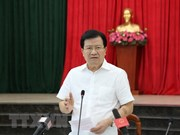 越南政府副总理郑廷勇再获新职