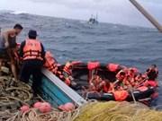 泰国普吉岛沉船事故:仍有40多人下落不明