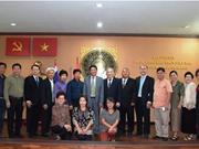 首个越南语培训班在泰国首都曼谷开班