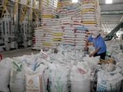 安江省主要产品出口额猛增