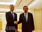 越南驻柬大使武光明:越柬经济合作取得许多良好结果
