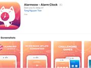 越南首个手机闹钟软件获得许多好评