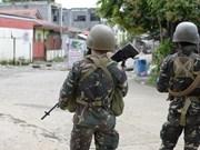 菲律宾军方在棉兰老岛击毙12名BIFF武装分子